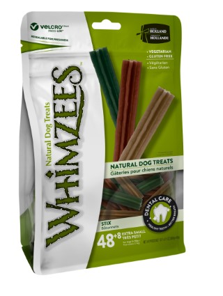 Friandises Chien - Whimzees Stix taille XS 667861