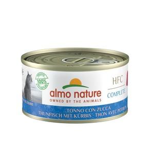 Boîte Chat – Almo Nature HFC Complete - Thon avec Potiron 70 gr 672511