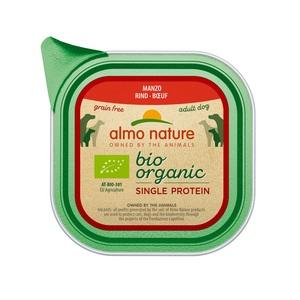 Boîte Chien - BIORGANIC Mono Protéine - Boeuf - 150gr 672513