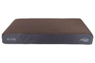 Matelas Scruffs ArmourDillo Chocolat Taille XL - 116 x 75 x 15 cm 678041