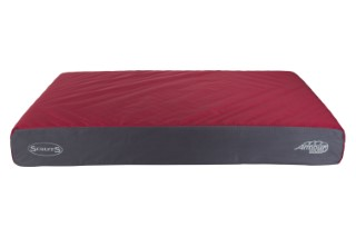 Matelas Scruffs ArmourDillo Rouge Taille XL - 116 x 75 x 15 cm 678042