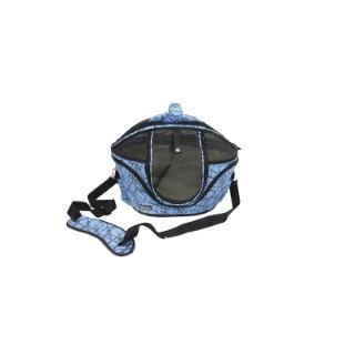 Sac Transport Shopper de luxe bleu 50cm 678868