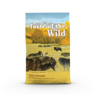 Croquettes chien - Taste of the Wild High Prairie - 12,2kg 693891