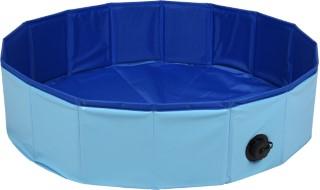 Piscine chien bleu - moyen modèle 120 x 30 cm 696536
