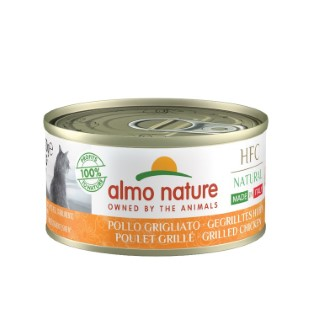 Boîte Chat – Almo Nature HFC Made in Italy Poulet Grillé 70 gr 696633