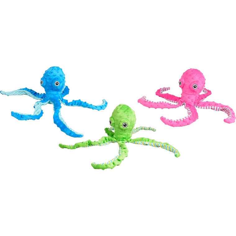 Jouet Chien - Peluche Octopus - 43 cm 603834