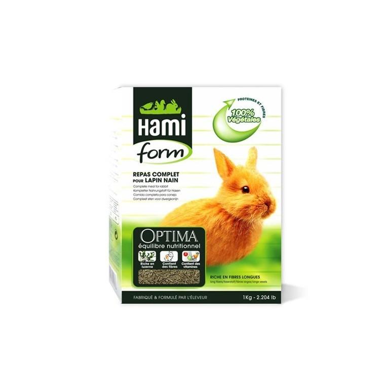 Repas complet lapin Hamiform® 1kg 609535