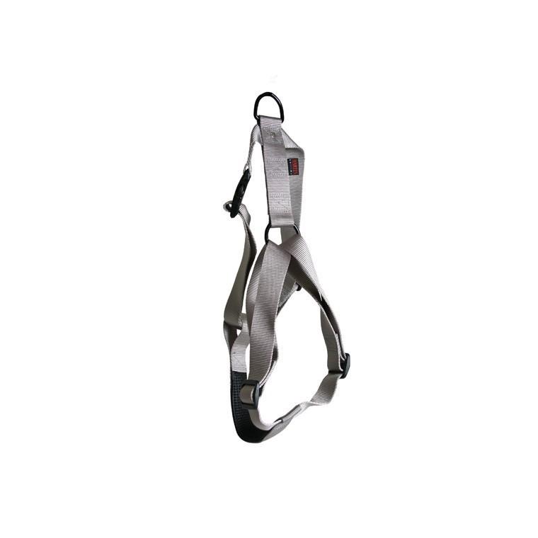 Harnais réglable gris 50/70cm Martin Sellier 626693