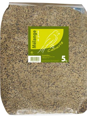 Melange canaris premium - 5kg 633241