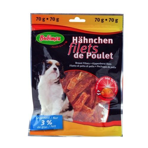 Filet de poulet Bubimex 70g 634496