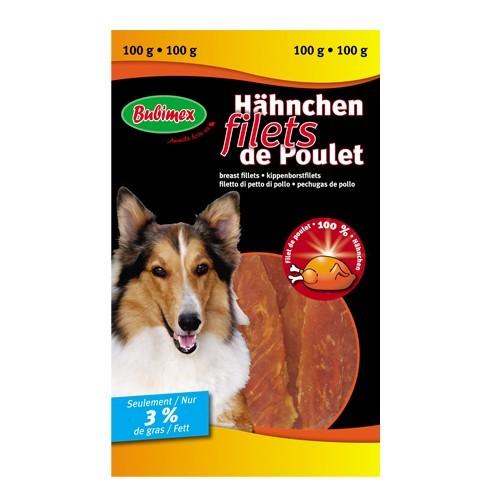 Filet de poulet Bubimex 100g 634497