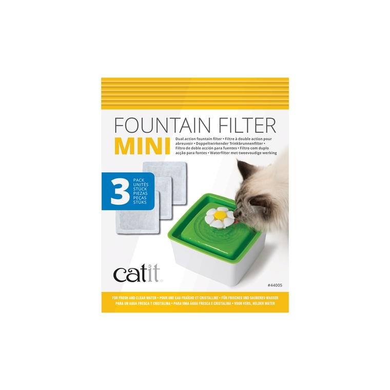 Filtres pour Fontaine Catit® Mini Flower 641627