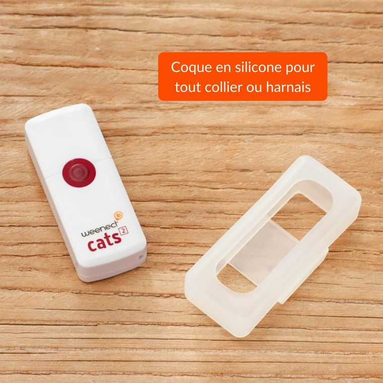 Weenect Cats 2 – Traceur GPS pour chat 648691