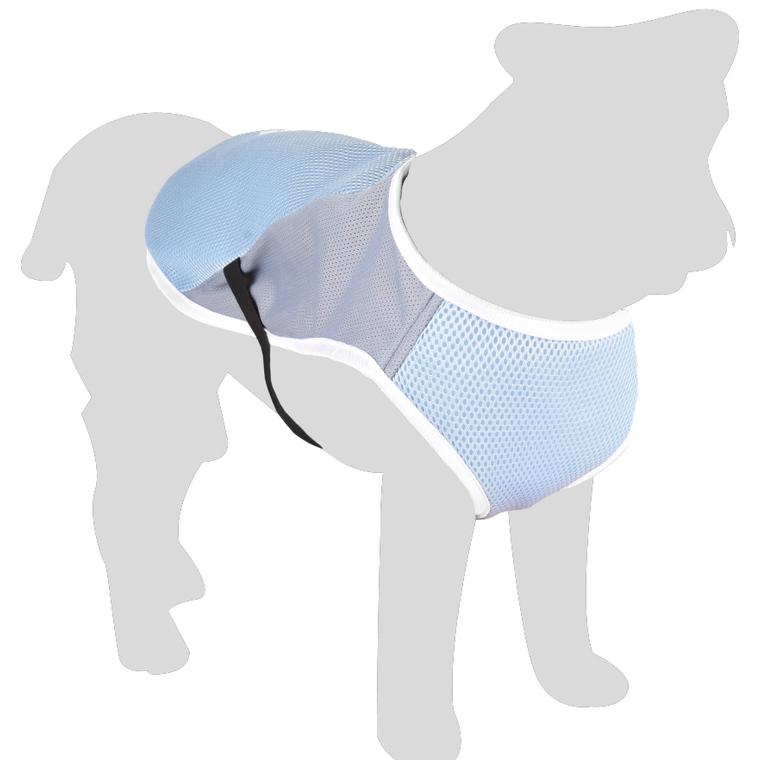 Manteau Rafraîchissant pour chien Frozen Gris - Taille S 658639