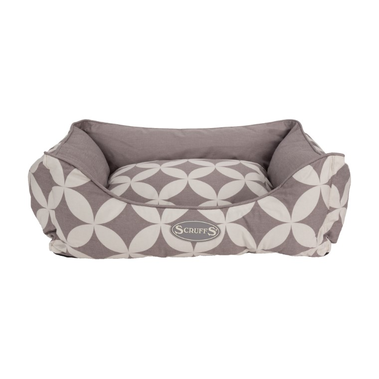 Corbeille Scruffs Florence Gris Taille M - 60 x 50 cm 673295
