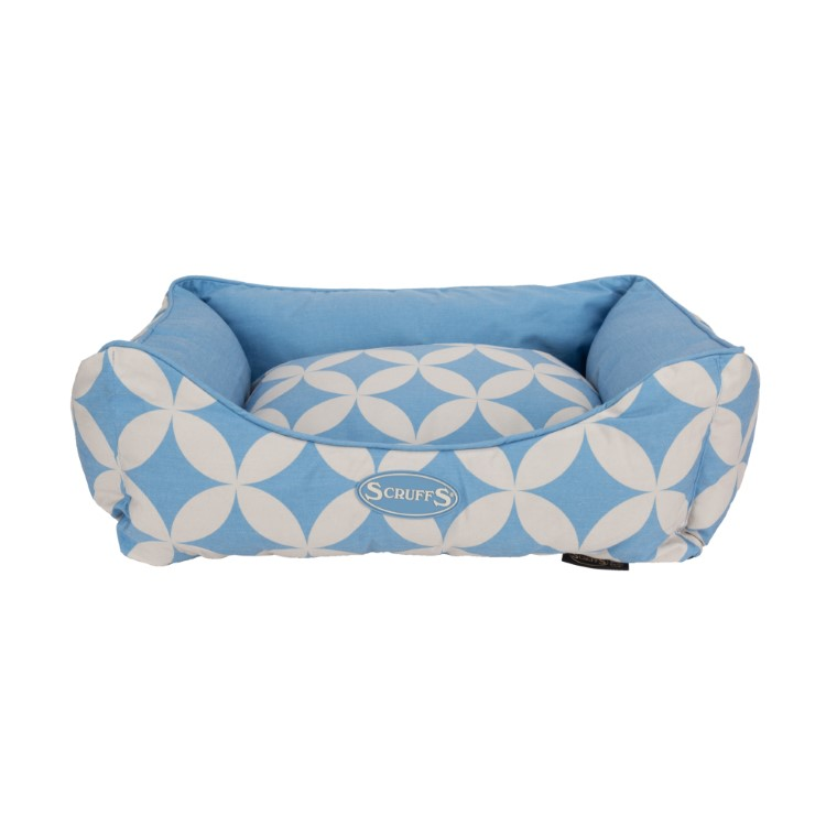 Corbeille Scruffs Florence Bleu Taille M - 60 x 50 cm 673296