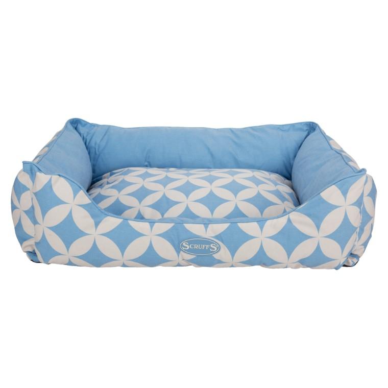 Corbeille Scruffs Florence Bleu Taille XL - 90 x 70 cm 673298