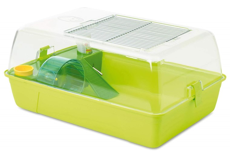 Cage rongeurs Rody hamster vert pomme 678841