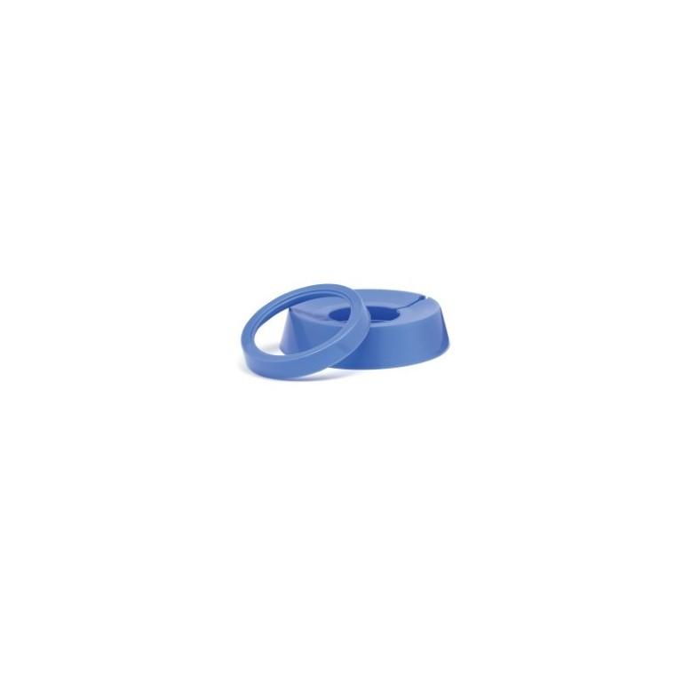 Habillage aquarium 60 L BiOrb Bleu denim 678879