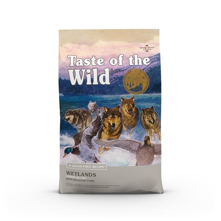 Croquettes chien - Taste of the Wild Wetlands Wild - 5,6kg 693881
