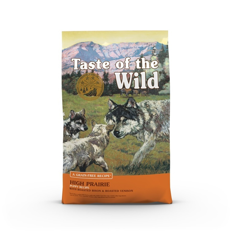 Croquettes chiot - Taste of the Wild High Prairie Puppy - 12,2kg 693889