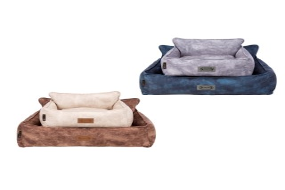 Corbeille Scruffs Kensington Marron - Taille M 60 x 50 x 20 cm 700804
