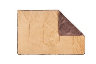 Couverture Scruffs Kensington Marron - 110 x 75 cm 700815