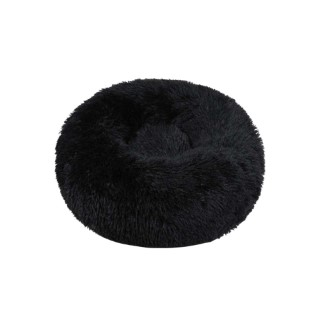 Corbeille ronde moelleuse noir 50cm 711222