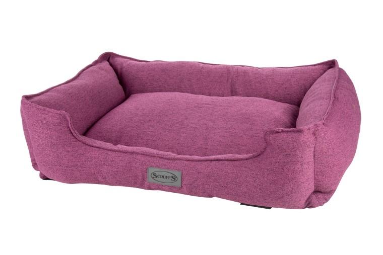 Panier Scruffs Manhattan Violet Taille XL - 90 x 70 cm 700783