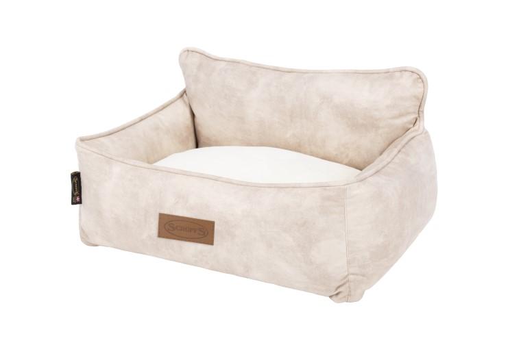 Corbeille Scruffs Kensington Beige - Taille M 60 x 50 x 20 cm 700803