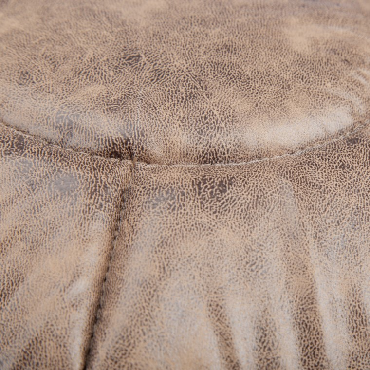 Coussin Scruffs Knightsbridge Marron Taille L - 100 x 70 cm 700819