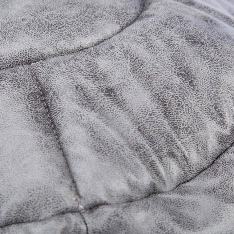 Coussin Scruffs Knightsbridge Gris Taille L - 100 x 70 cm 700820