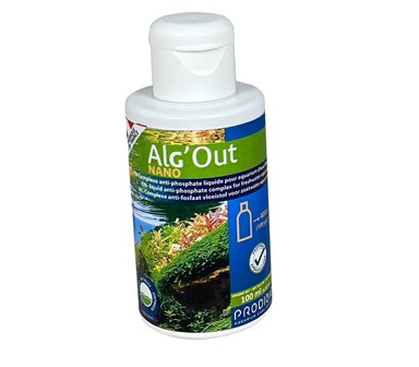 Traitement de l'eau - Prodibio Alg'Out nano - 100ml 711126