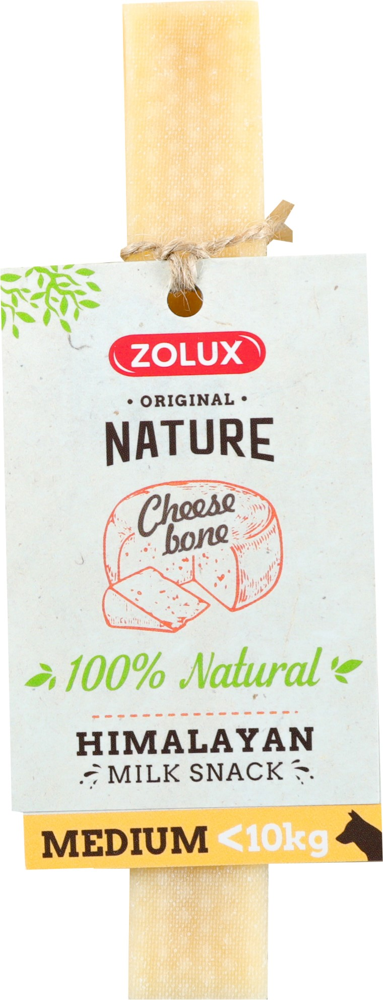 Friandise chien - Zolux cheese bone Taille M 716368
