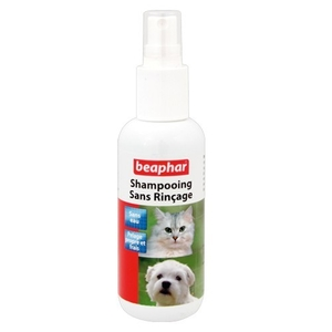 Shampooing sans rincage chiens/chats Beaphar® 796901