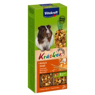 Kräcker au miel cochon d'Inde x2 Vitakraft 112g 819154