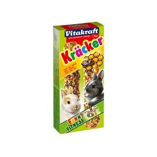 Kräcker au miel lapin nain x2 Vitakraft® 114g 819158