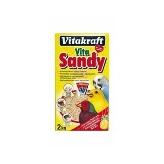 Sable pour oiseaux Vitakraft® 2kg 851243