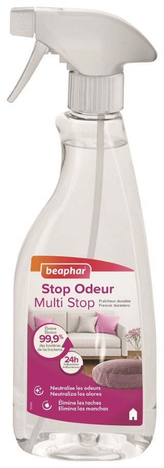 Désinfectant litière chat / rongeur BEAPHAR® 871956