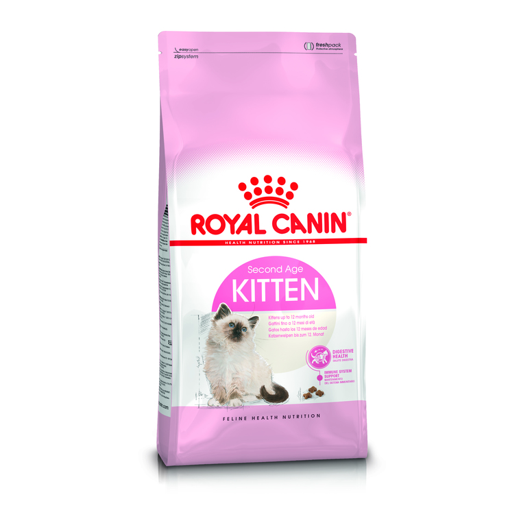 Croquette chaton Royal Canin Kitten 4kg  835984
