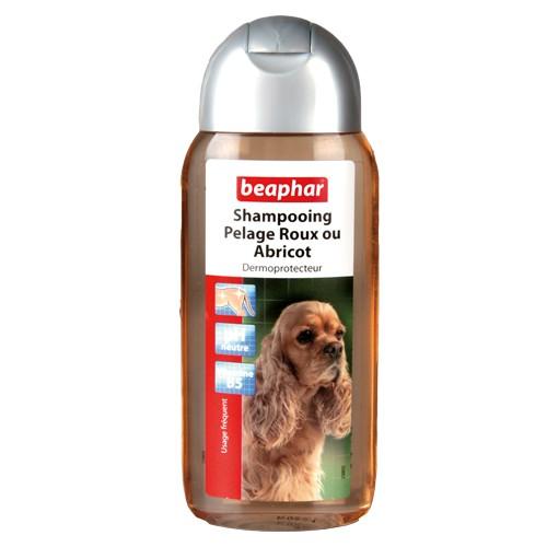 Shampooing pelage roux chiens Beaphar® 854056