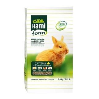 Repas premium lapin nain Hamiform 2.5kg 967004