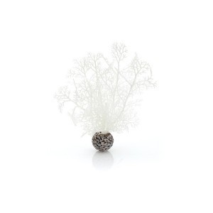Décoration aquarium Sea Fan Blanc S biOrb 975393