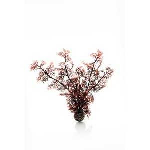 Décoration aquarium Sea Fan Crimson M biOrb 975397