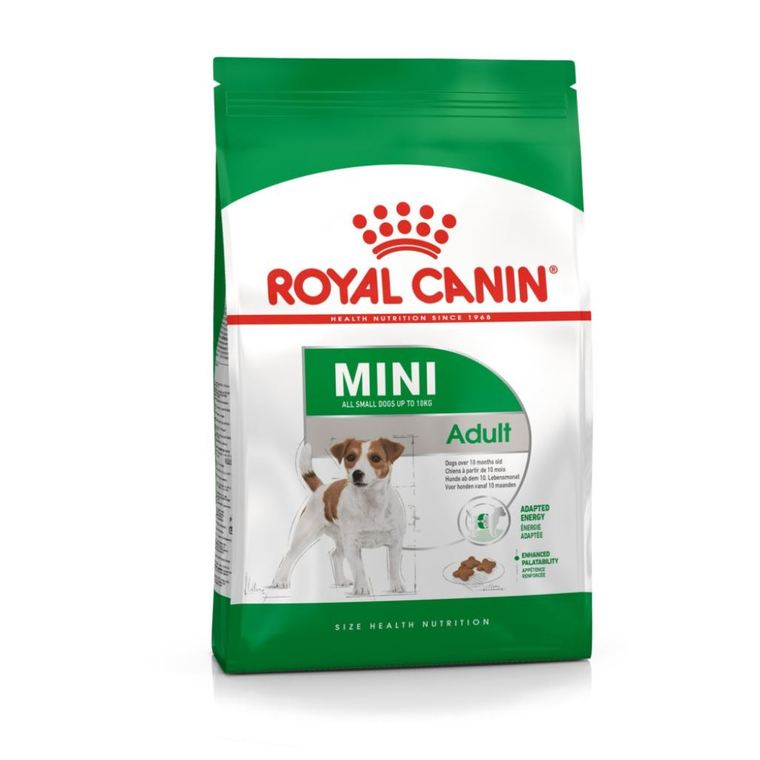Croquette chien Royal Canin Mini adulte 2kg 923403