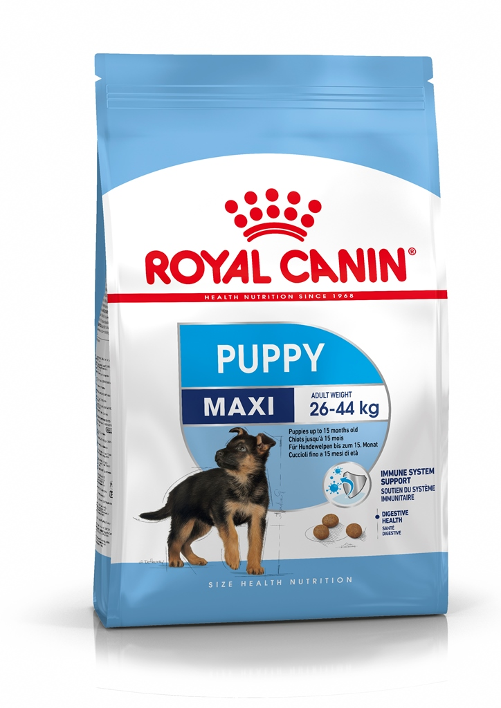 Croquette chien Royal Canin Maxi junior 15kg 836025