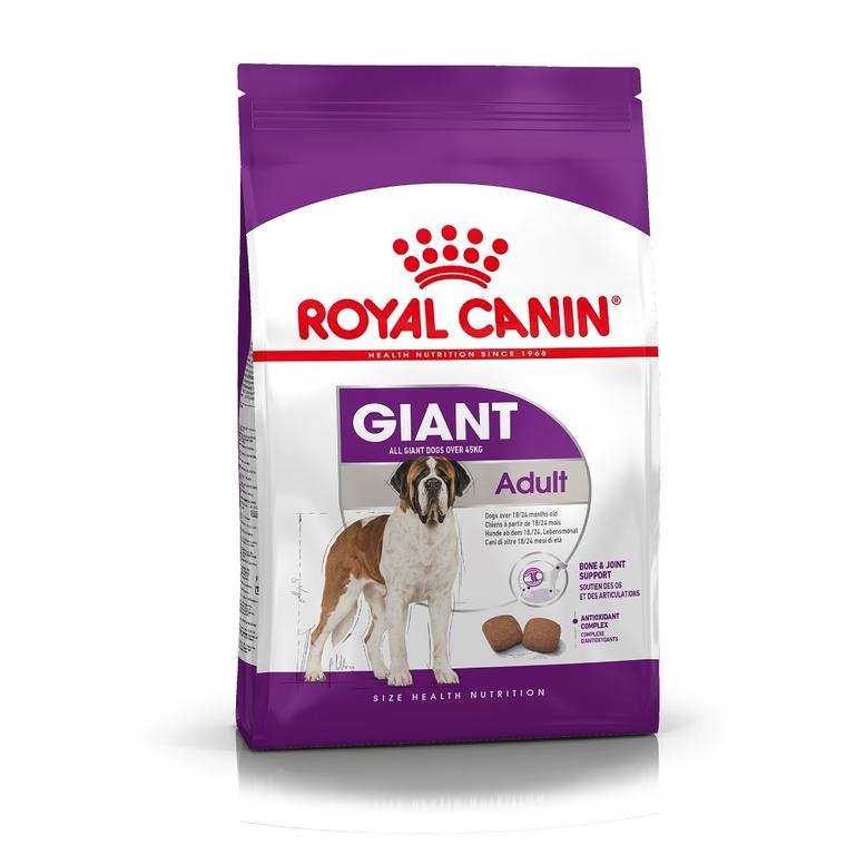 Croquette chien Royal Canin Giant adulte 15kg 923439