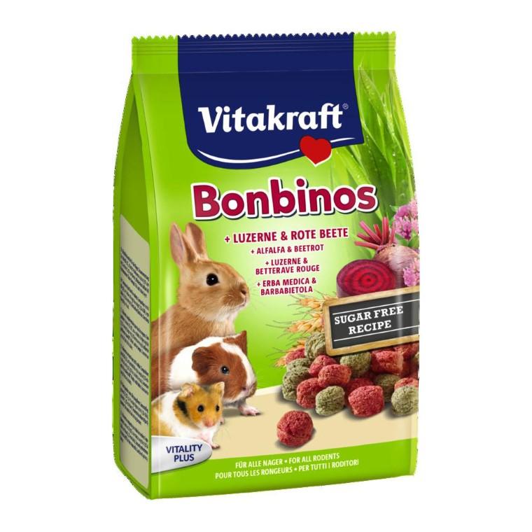 Drops Bonbino'S carotte lapin nain Vitakraft® 40g 925871
