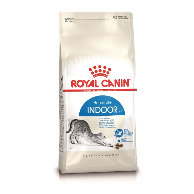 Croquette chat d'intérieur Royal Canin Indoor 27 2kg 942171