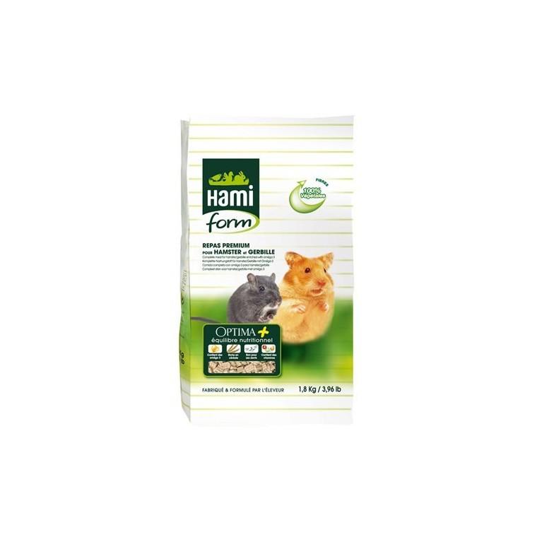 Repas premium hamster et gerbille Hamiform® 1.8kg 967002